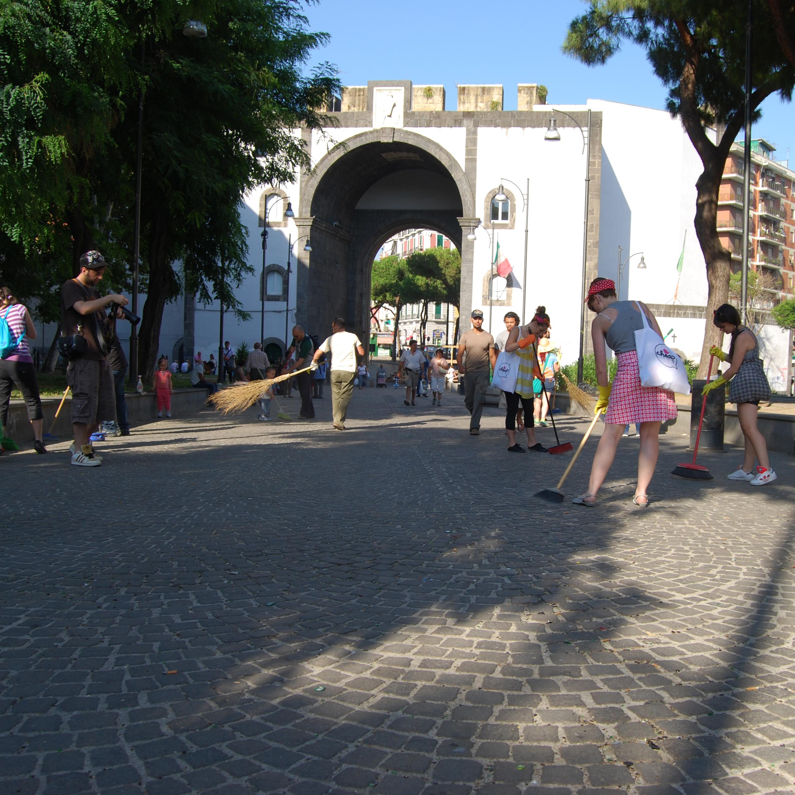 CleaNap | Piazza Pulita